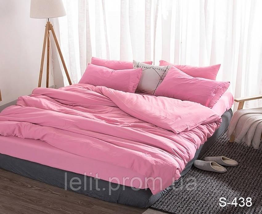Полуторный комплект постельного белья S438