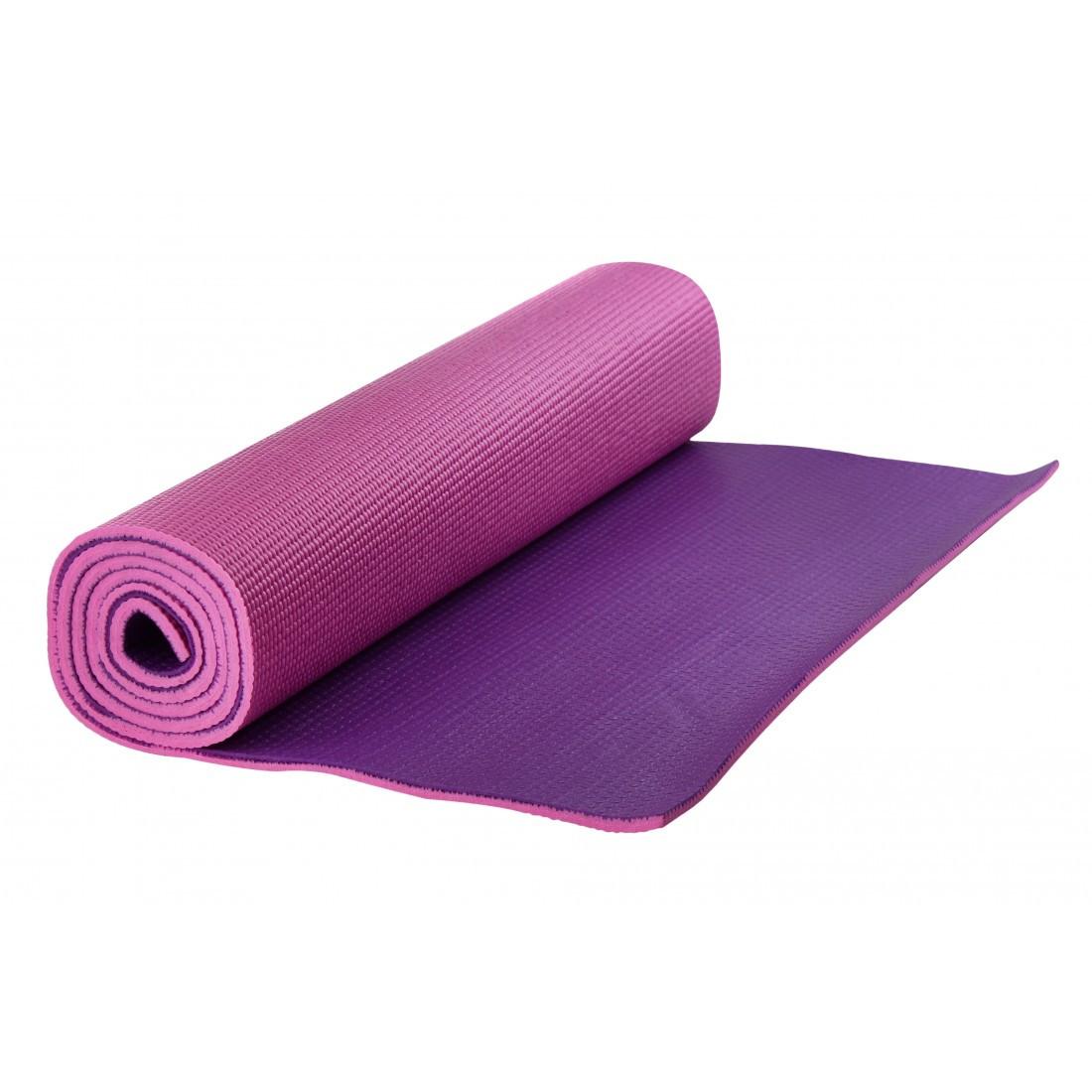 Коврик для йоги, пилатеса, фитнеса LiveUp 172x61x0,6см Maxed YOGA MAT в чехле (LS3231-06p_