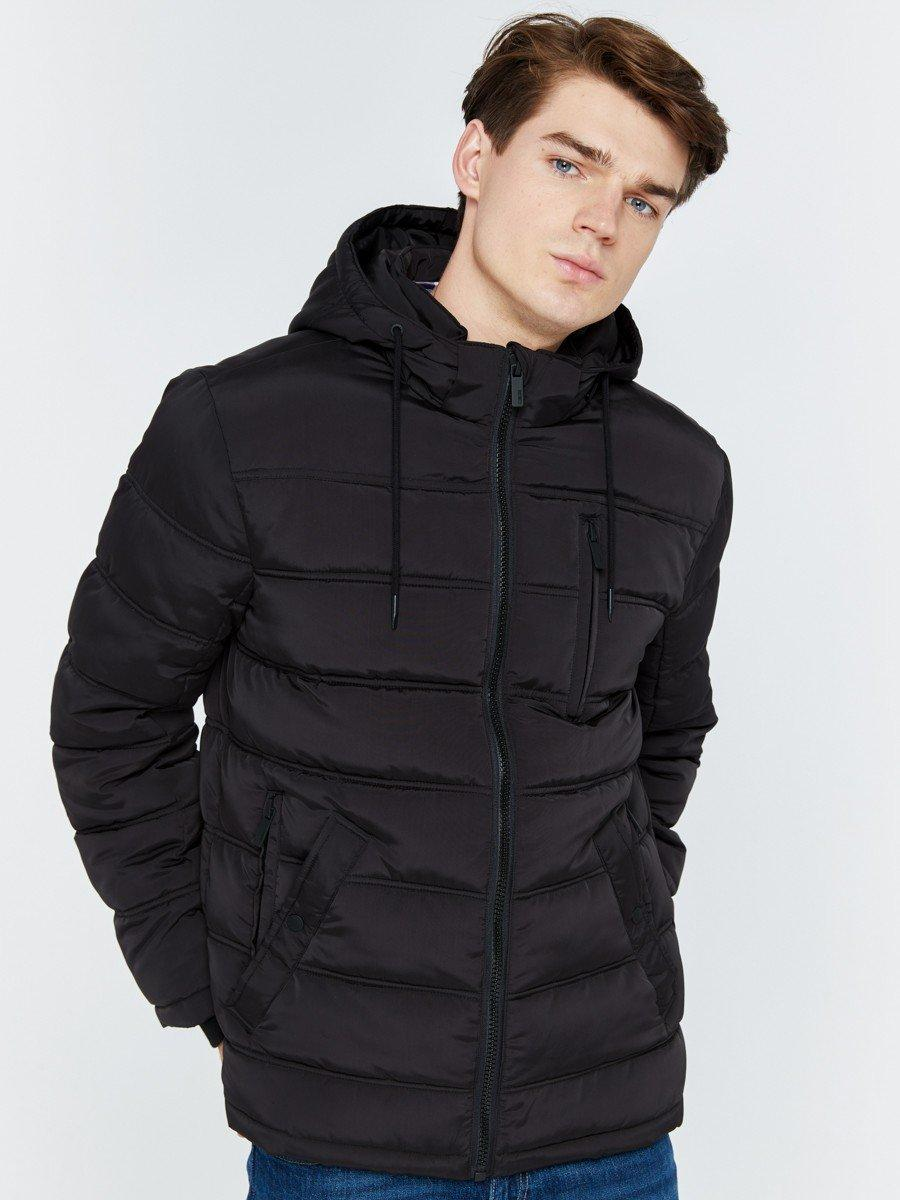 Куртка мужская BS BRAYSON JACKET 906 BLACK