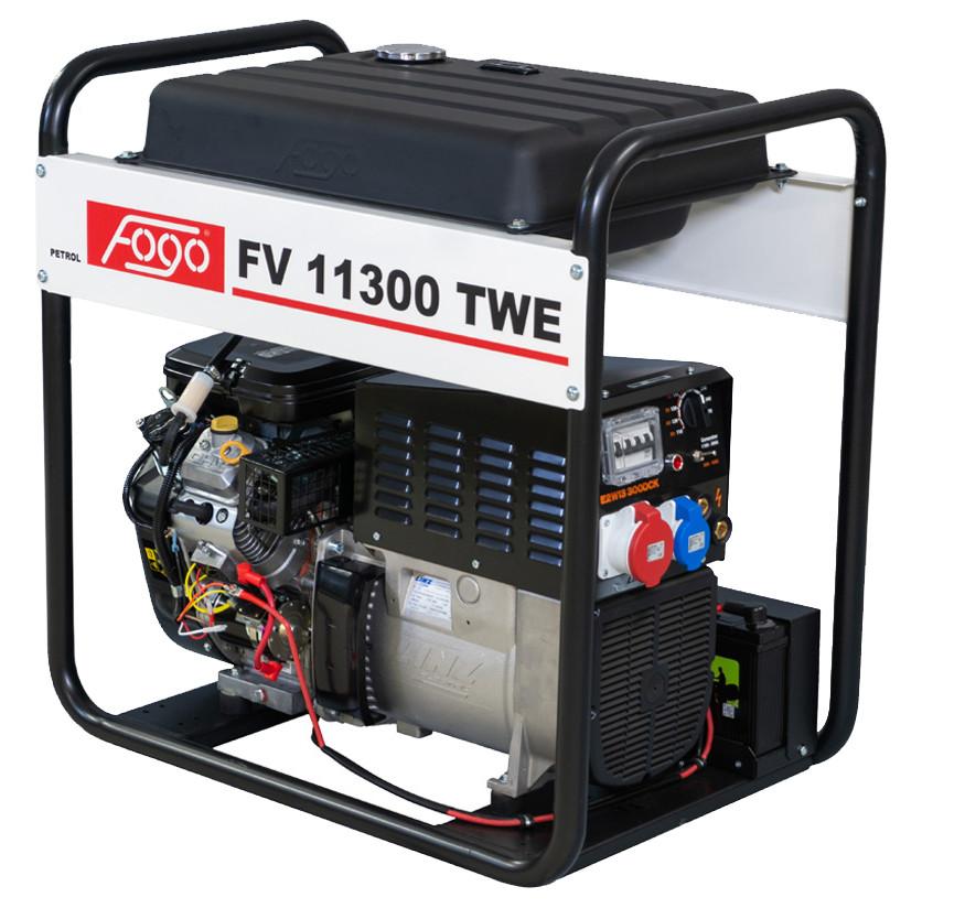 Генератор сварочный Fogo FV 11300 TWE бензиновый