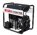 Генератор сварочный Fogo FV 11300 TWE бензиновый, фото 2