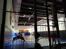 Вентиляція спортзалу
