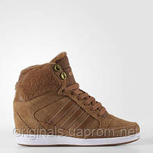 Жіночі черевики adidas NEO Super Wedge AW4276 2020/2