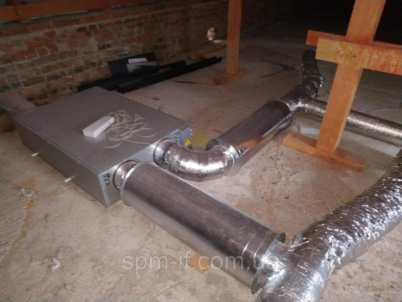 Вентиляция  квартиры, котеджа, частного дома