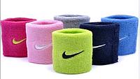 Напульсник для спорта, фитнеса и танцев Nike Swoosh Wristbands 8х8