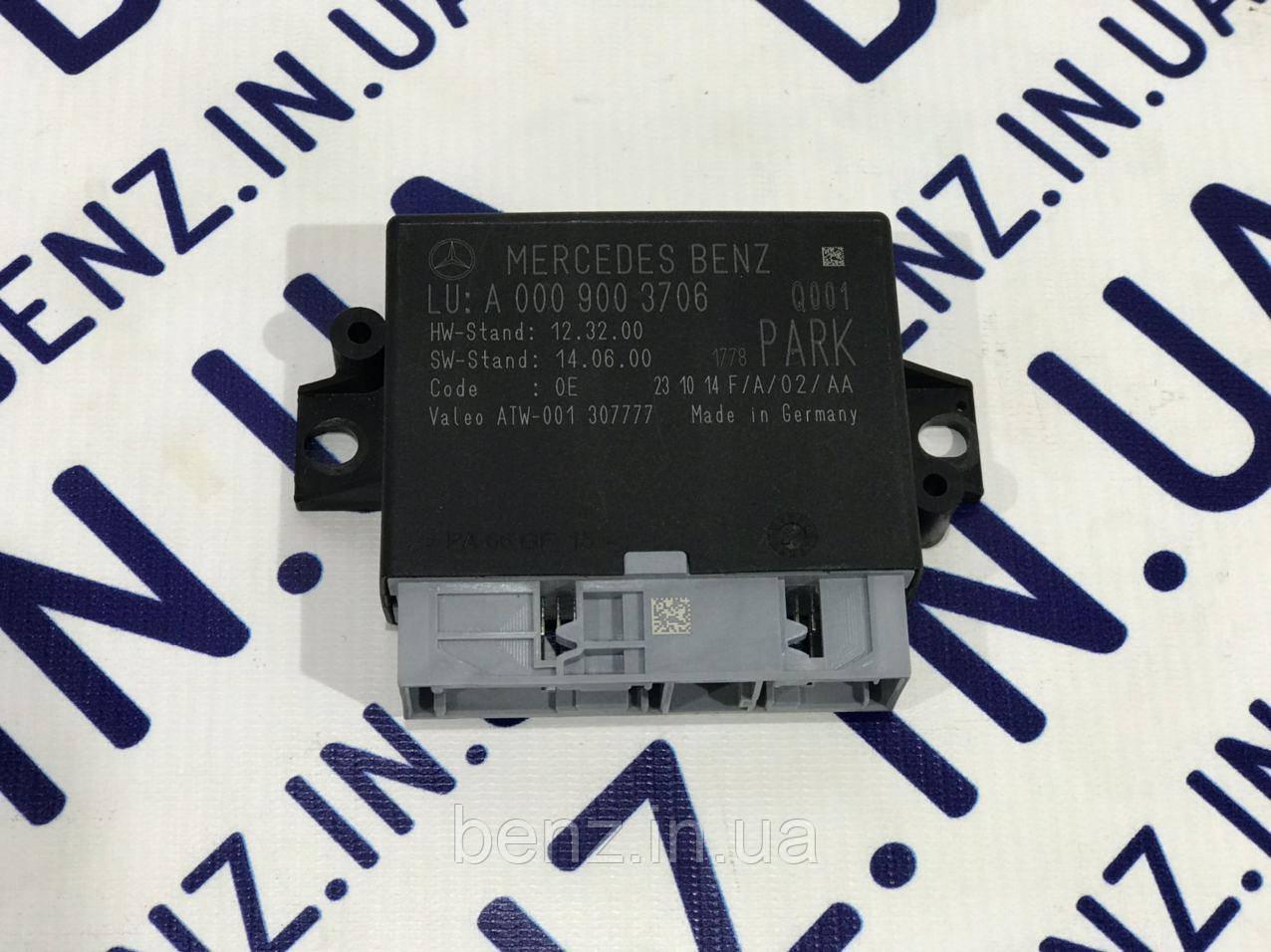 Блок управления системой парктроник Mercedes W212/S212/C207/W447 A0009003706