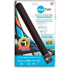 Цифрова кімнатна ТВ антена Clear tv HD