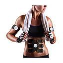 Миостимулятор 3 в 1 body mobile gym стимулятор мышц пресса и рук, фото 3