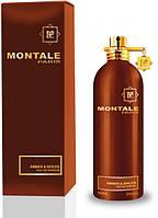 Montale Amber & Spices Парфюмированная вода 100 ml. лицензия