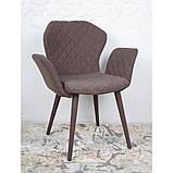 Кресло VALENCIA (Валенсия) коричневый, фото 2
