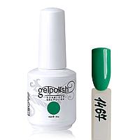 Гель-лак Gelpolish Elite99 для ногтей зеленый