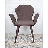 Кресло VALENCIA (Валенсия) коричневый, фото 3