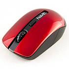 Мишка бездротова оптична Havit HV-MS989GT, червона, фото 3