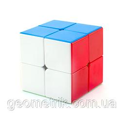 Кубик Рубіка ShengShou Mr M 2x2 магнітний (кольоровий)