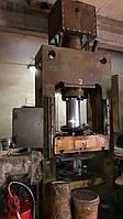 Пресс гидравлический ДБ2432 ДГ2432, ус.160 т.