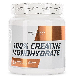 Креатин Progress Nutrition Creatine Monohydrate (300 грамм.)