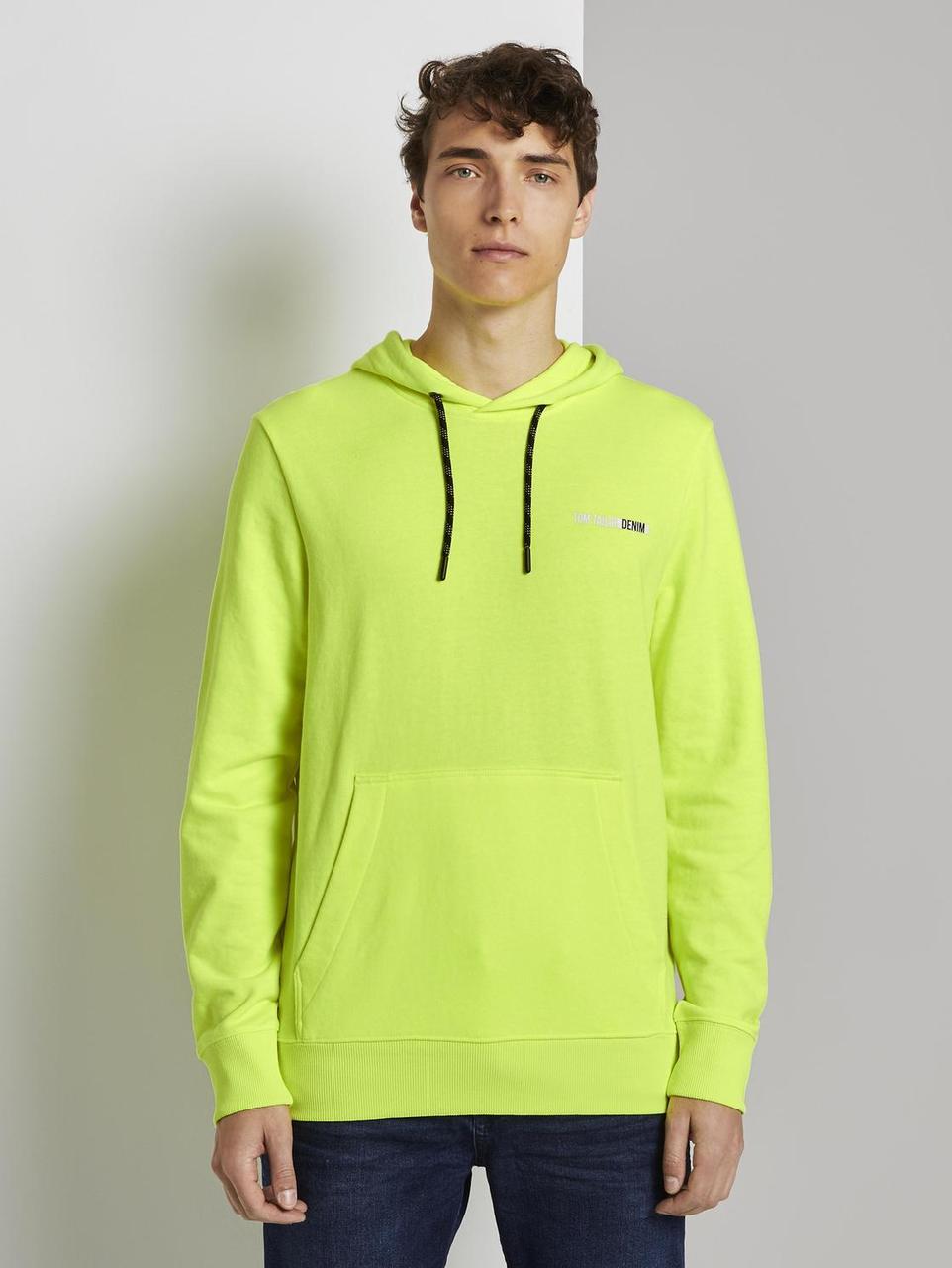 Худи Tom Tailor 1020013 M Зеленый