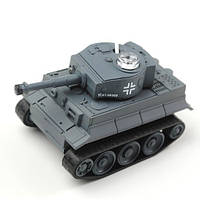 """Радиоуправляемый танк микро р/у """"Tank-7"""" (Германия) 67х40х40 мм"""
