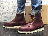 Мужские ботинки Red Wing в стиле Ред Вингс (Реплика ААА+), фото 5