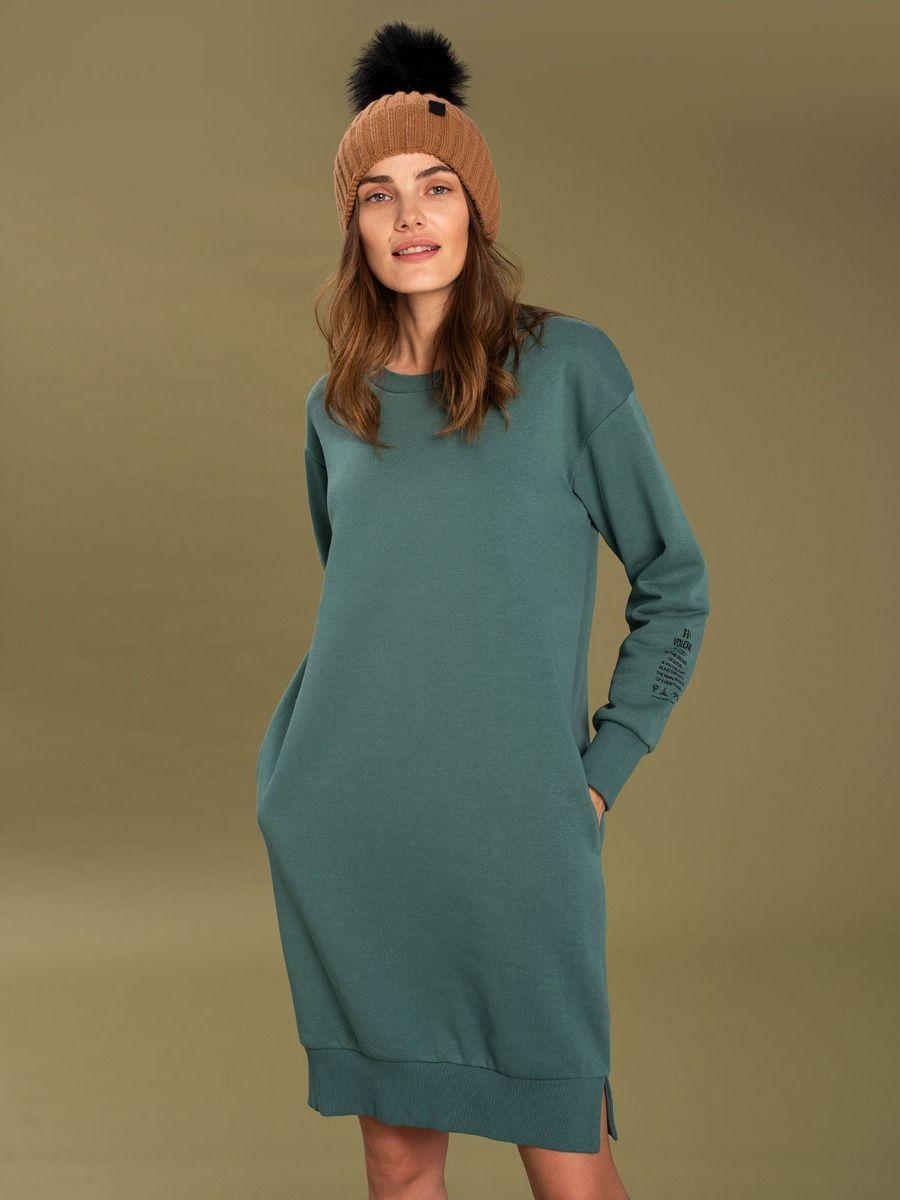 Платье толстовка Volcano G-Ivy