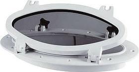 Иллюминатор  для яхты катера SEAFLO 400х200