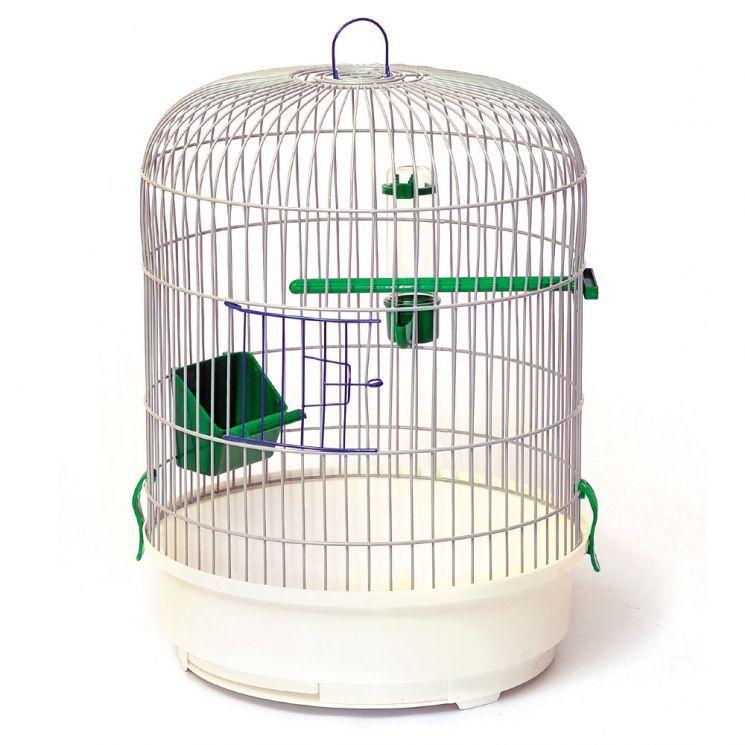 Клетка РОНДО для попугаев, птиц, 32,5х44см
