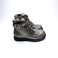 Демисезонные ботинки для девочки 28-17.5см; 31-20см. Детская демисезонная обувь