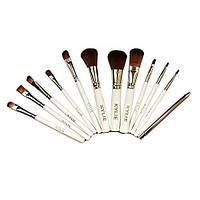 Набор профессиональный кисти для макияжа Kylie Jenner Make-up brush set 12 штук (007091)