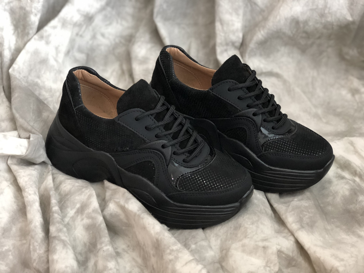Кожаные женские кроссовки Carlo Pachini 4431/21 размеры 36-40
