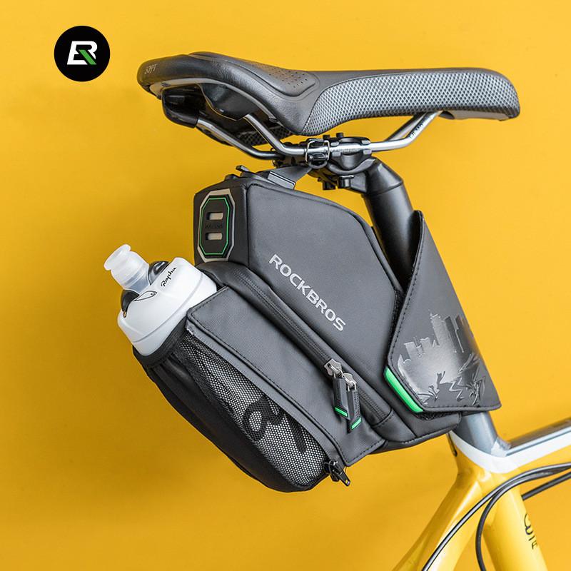 Подседельная сумка RockBros ( РокБрос), вело сумка под седло ( код: IBV003B )