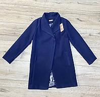 Кашемировое пальто. 140-  рост.