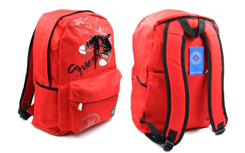 Рюкзак городской planeta-sport CNV GA-4972 43х30х13см Красный