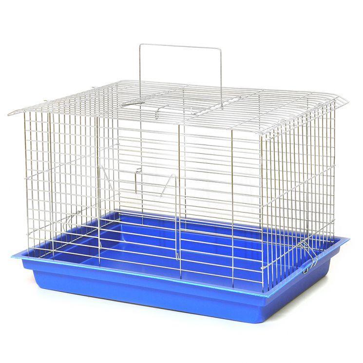 Клетка КРОЛИК-МАКСИ для грызунов, 56х40х36 см