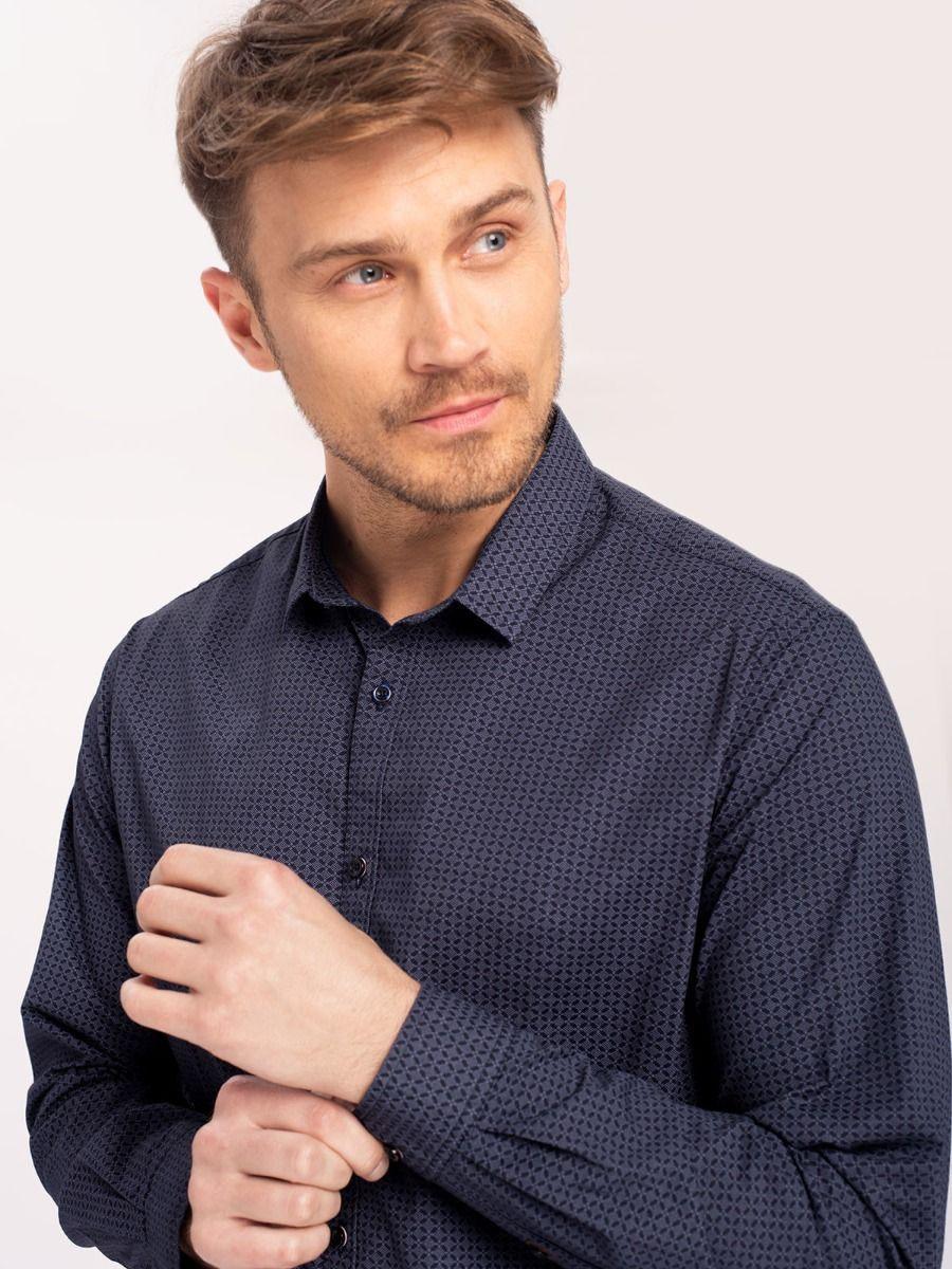 Мужская рубашка Volcano K-Fortin M09092-600
