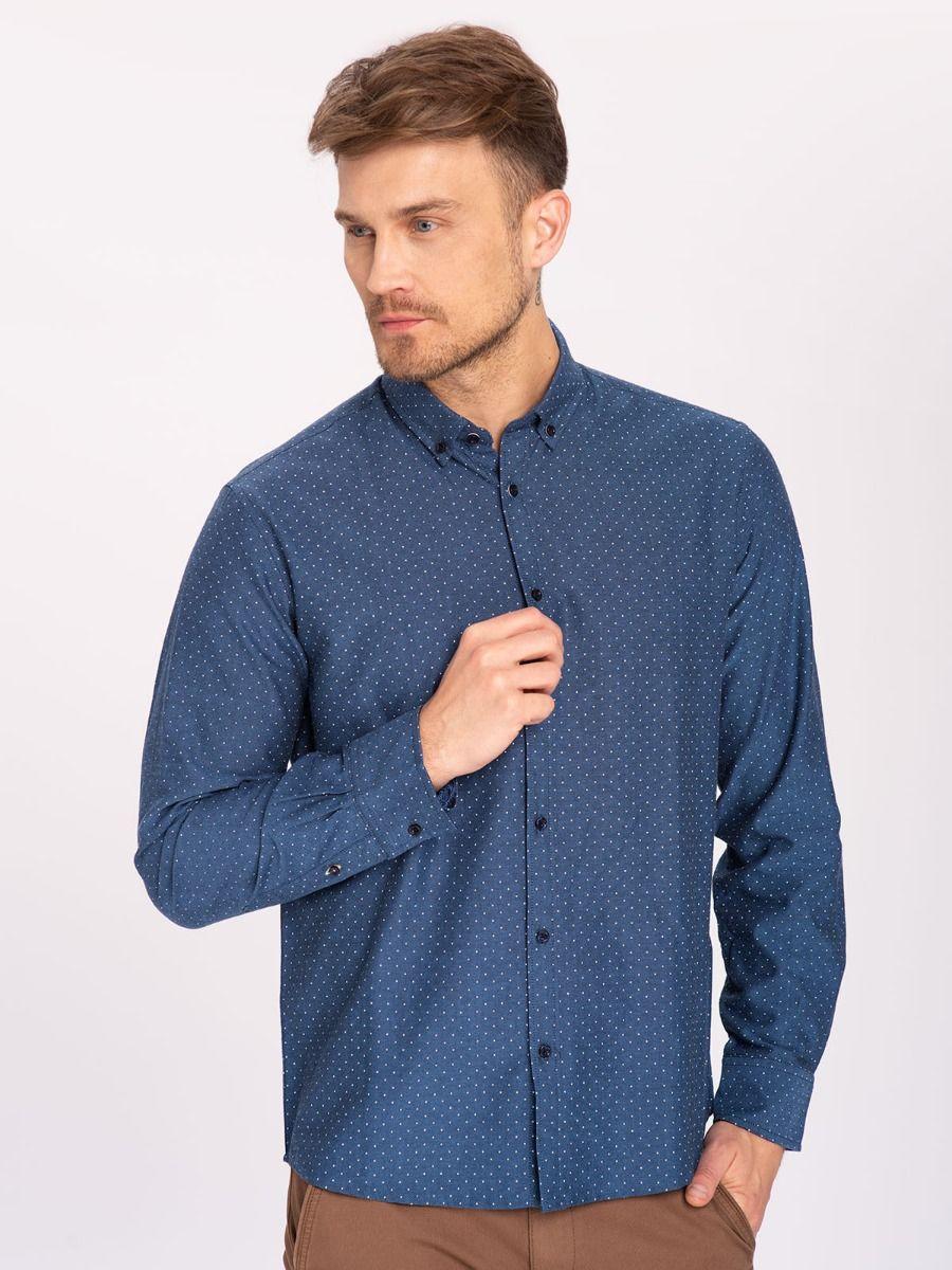 Мужская рубашка Volcano K-Brix