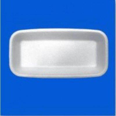 Подложка из вспененного полистирола Е-2 А 22,5*10*2см 600шт одноразовая