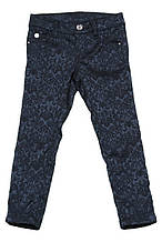 Детские брюки для девочки BRUMS Италия 141BGBH001 Синий