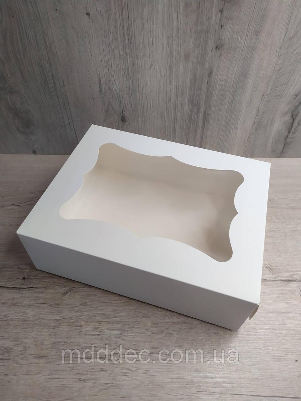 Коробка для пряников 300*200*30