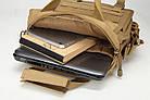 Сумка-рюкзак тактическая TacticBag A28 30 л, песочная, фото 8