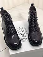 Стильные ботинки с шнуровкой Battine B4077, фото 2