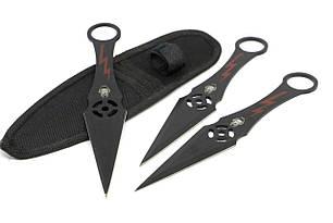 Метальні ножі BTB K004 (3 штуки)