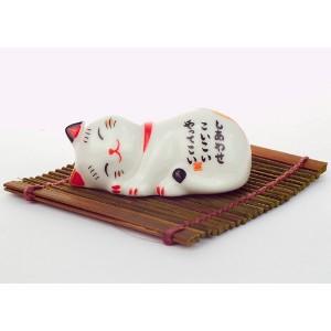 Подставка под палочки «Спящий кот»