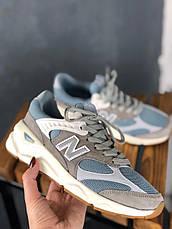 Женские кроссовки в стиле New Balance X-90 2 цвета в наличии, фото 3