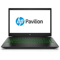 Игровой Ноутбук Бу HP 15-cx0205ng Core i7 -8750h/RAM 16gb/SSD 512GB/Video 1050Ti 4GB FullHD IPS
