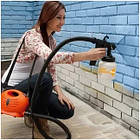 Распылитель краски Paint Zoom, краскопульт-пульверизатор, краскораспылитель Пейнт Зум, фото 10