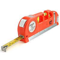 Лазерный строительный уровень Laser Level pro PRO 3, (рівень будівельний з лазерним променем)