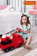 Volvo, автомобиль пожарный (в сеточке) Полесье 8787, фото 7