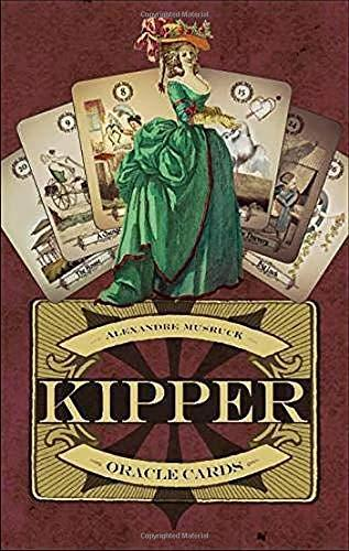 Kipper Oracle Cards Alexandre Musruck/ Оракул Киппер Олександр Мусрук