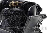 Женские Ботинки в стиле Dr. Martens, Доктор Мартинс Осень, фото 3