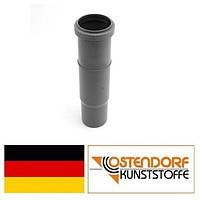 Компенсационный патрубок PP 50 мм внутренней канализации Ostendorf HT Германия